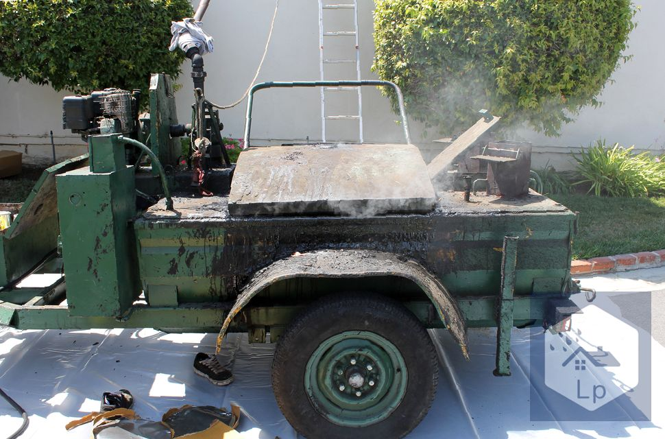 mezcla asfaltica trabajos en caba